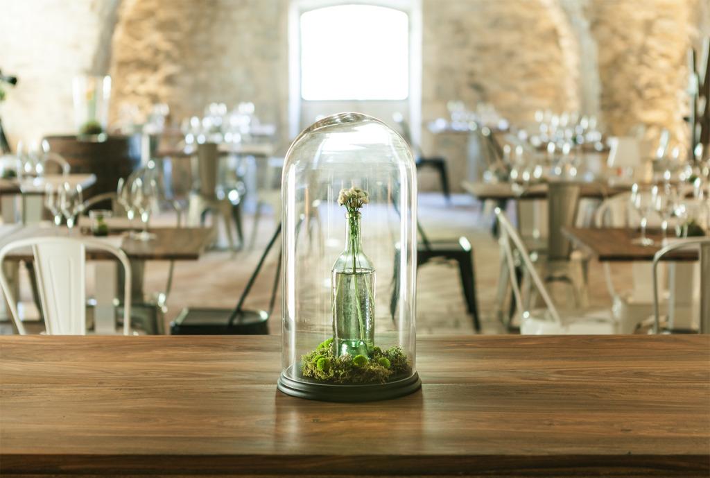 restaurant gastronomique nîmes - salle location mariage nimes