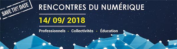 rencontres du numerique 2018