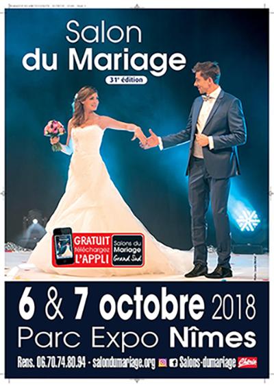 salon du mariage de Nimes 2018